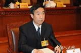 李飞作关于旅游法草案审议结果的报告
