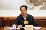 陈光国委员在第二次会议分组会上发言