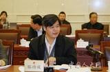 郑功成委员在第二次会议分组会上发言