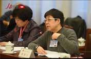 蔡素玉代表:建议限定慈善机构行政费用最高上限