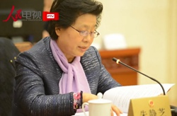 朱静芝委员:对动物药源的规定应与动保法衔接